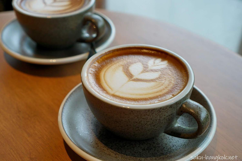 Horme Cafe バーンソムタムバンナー店併設のおしゃれカフェ 2020 カフェ カフェラテ バンコク