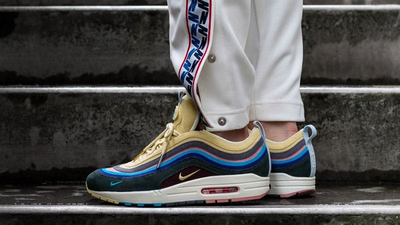 Air Max 1 97 Sean Wotherspoon (All Accessories and Dustbag ... d51fcfd3b