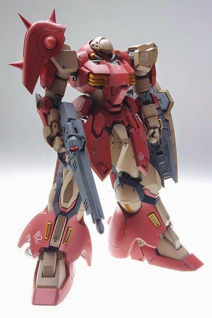 Gundam Guy Me 02 Messer Garage Kit To Be Re Sale C3 X Hobby