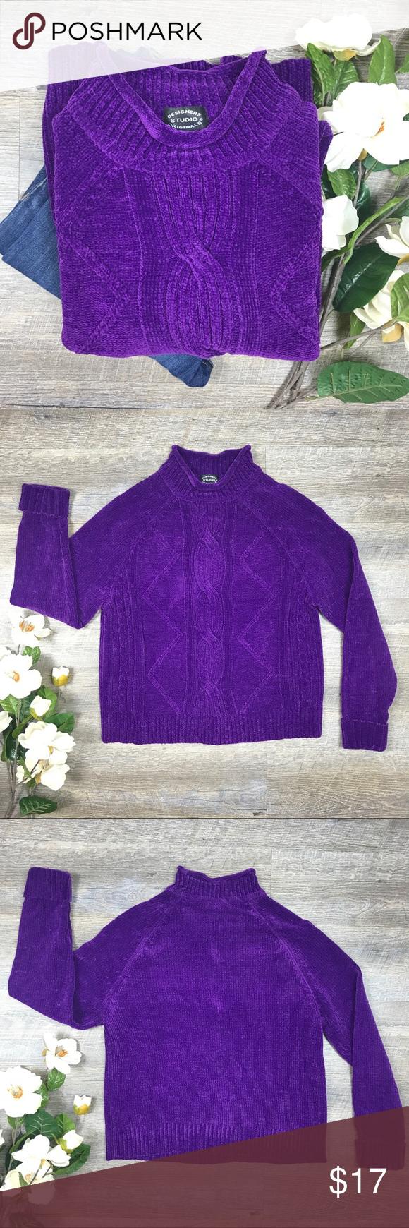 Designers Studio Original Sweater | Bright, Conditioning and Studio