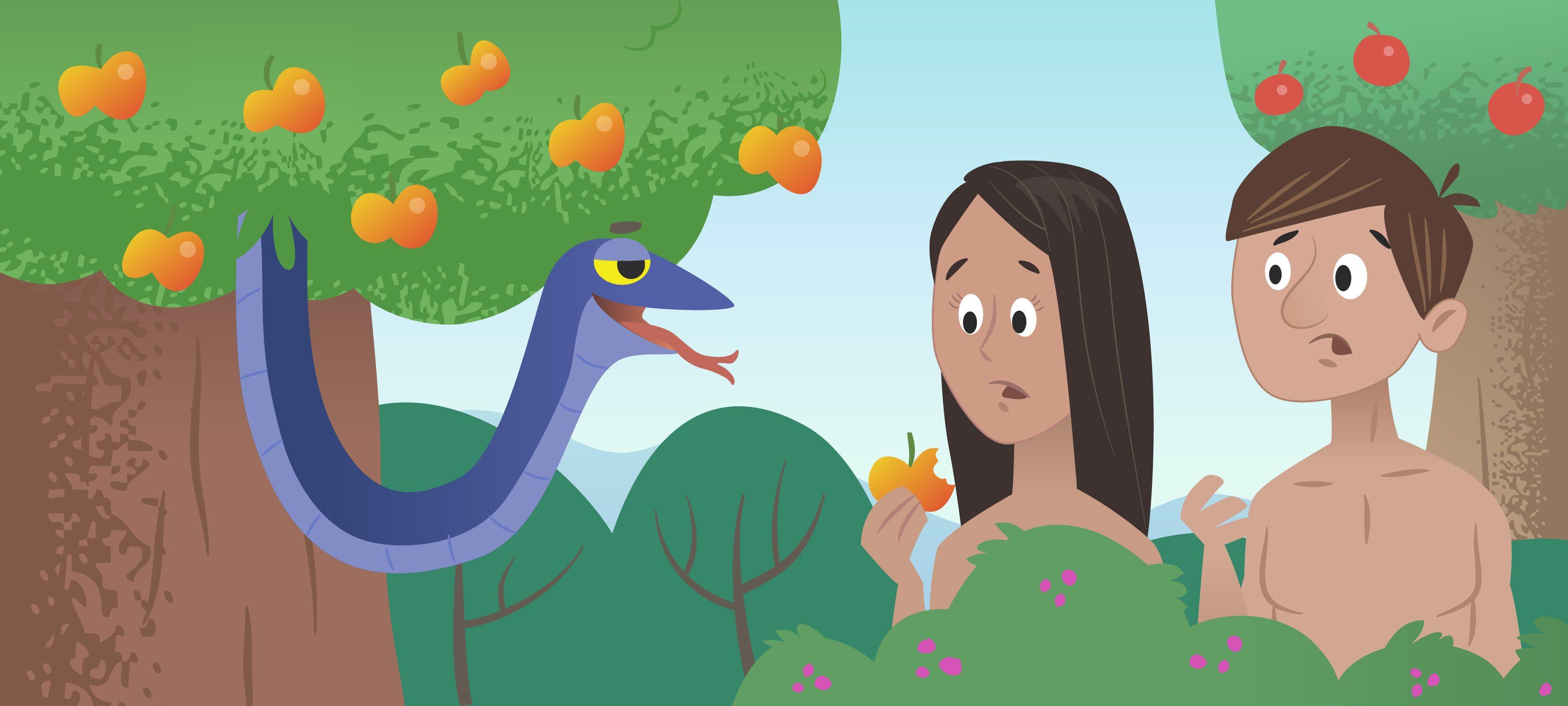 Adam and Eve Bible Story Summary