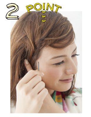 ぱっつん前髪の人必見 簡単前髪アレンジ方法教えます Mery メリー ぱっつん前髪 前髪 ヘアースタイル