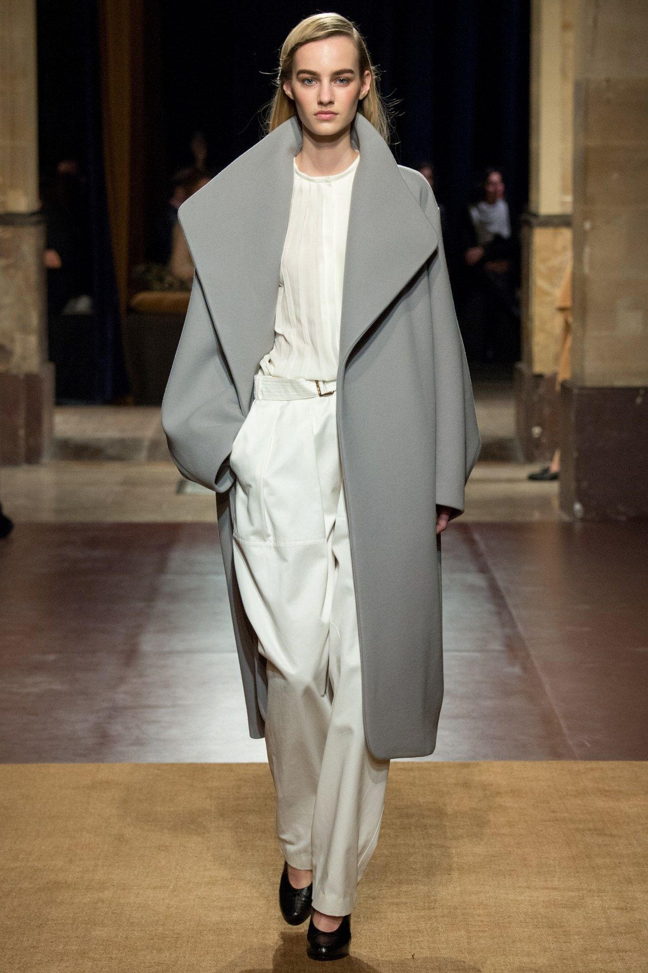 Hermès FallWinter 2014-2015 Collection – Paris Fashion Week