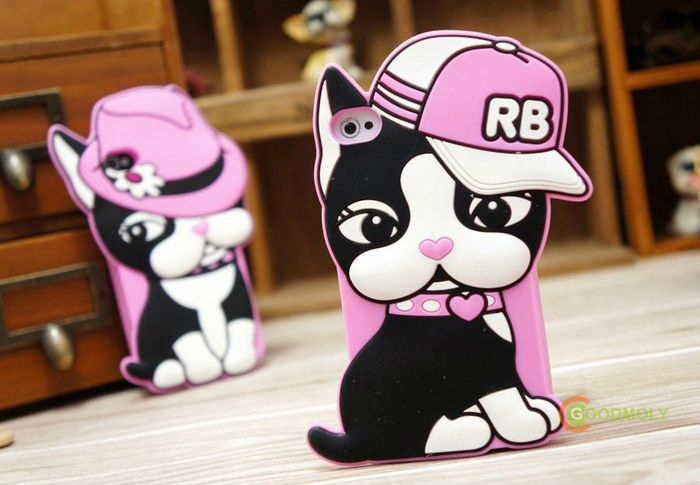 Premium animal shape silicon phone case for iphone, View silicon phone case for iphone, Goodmoly Product Details from Shenzhen Binlin Technology Co., Ltd. on Alibaba.com