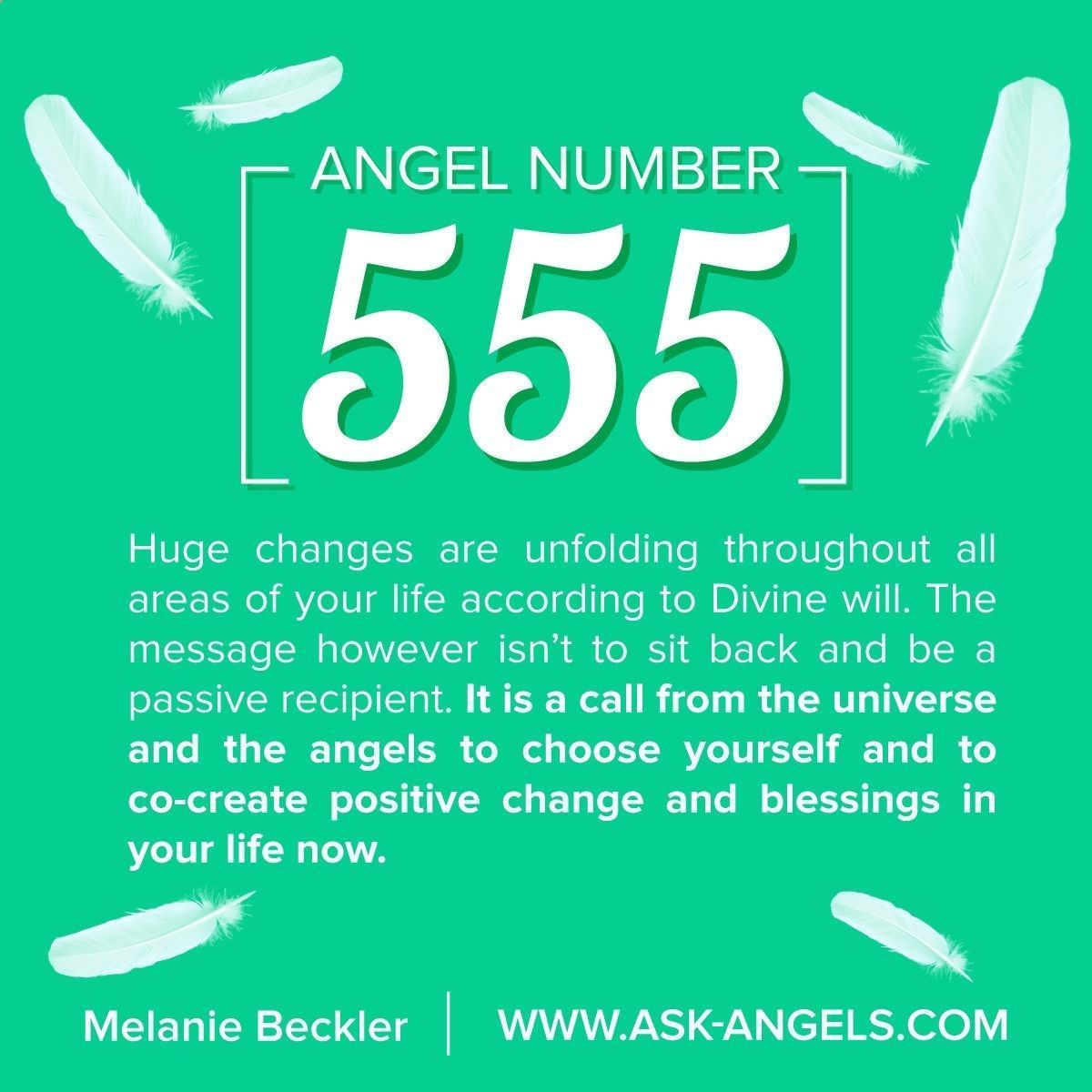 Numerology Spirituality - This morning I woke up at 5:55. Then my ...