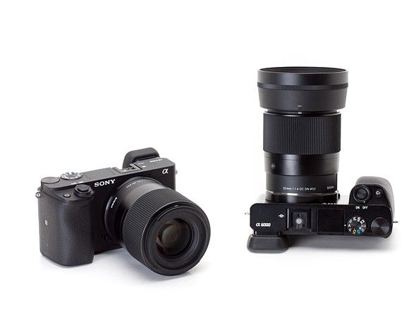 Sigma 30mm F1 4 Dc Dn Contemporary For Sony E Mount Lens Review Mirrorless Camera Sony E Mount Best Camera