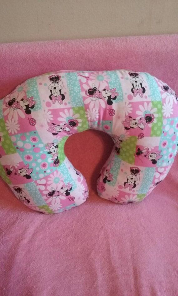 Check Out This Item In My Etsy Shop Wwwetsylisting Inspiration Minnie Mouse Boppy Pillow Cover