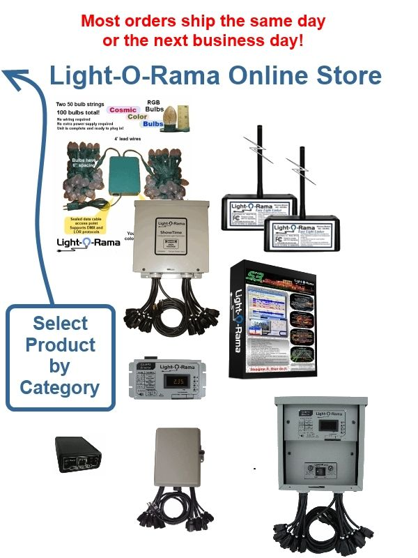 Light O Rama Computerized Lighting Controllers Christmas Light Show Christmas Light Controller Outdoor Christmas Lights