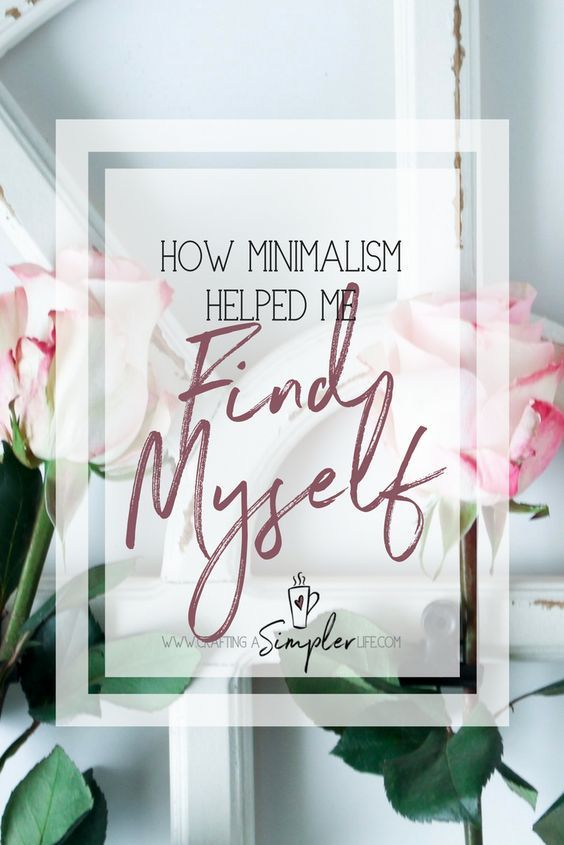 How Minimalism Helped Me Find Myself images