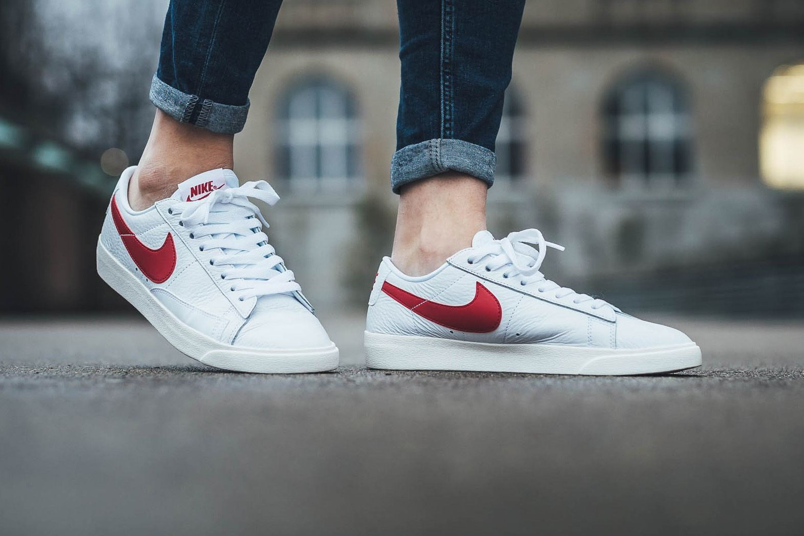 best service acc9b 617ef Go Back to Basics with Nike s New Blazer Low