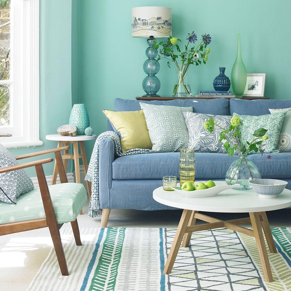 Mint Green Living Room Blue Living Room Decor Blue And Green Living Room Light Blue Living Room