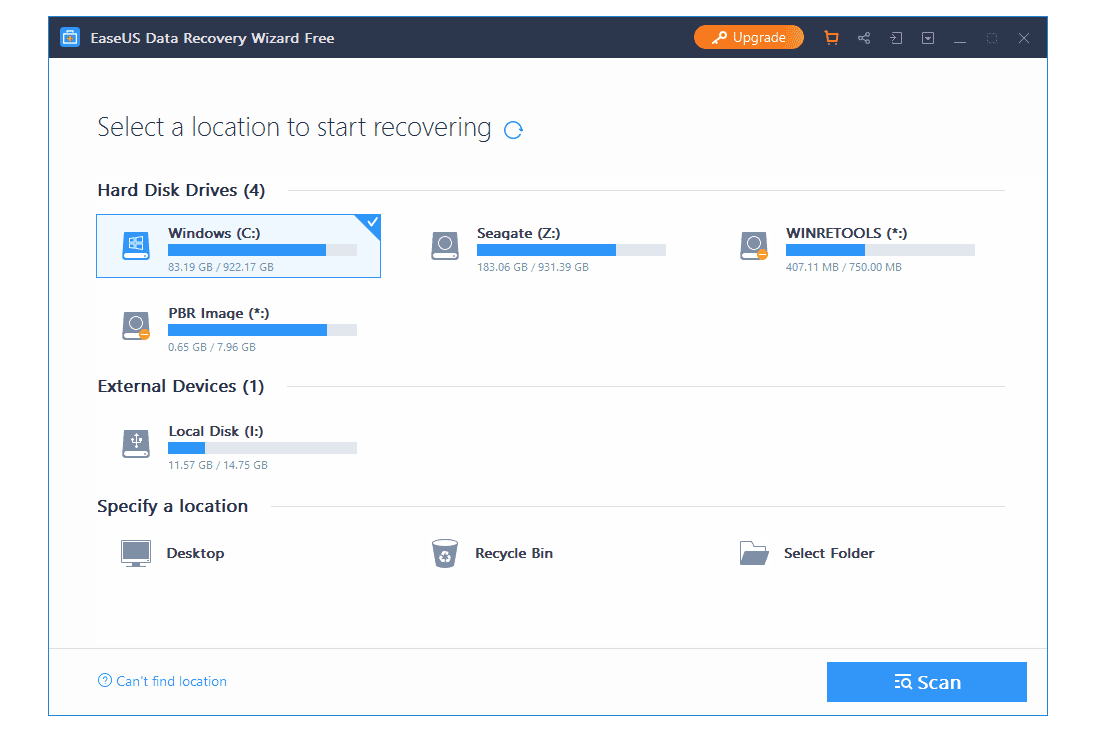 20 Free Data Recovery Software Tools Data Recovery Recovery