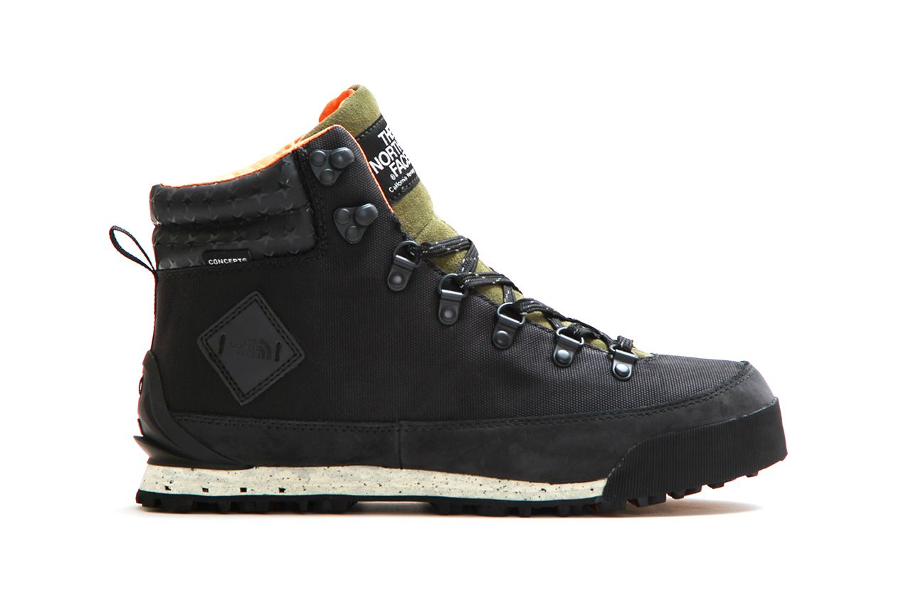 Concepts For The North Face Back To Berkeley Boot Boots North Face Boots Hiking Fashion