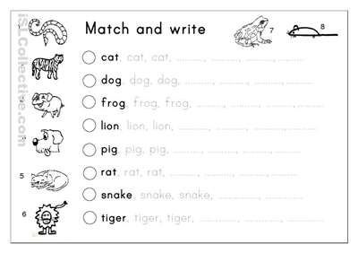 Free Letter Tracing Worksheets For Kindergarten #5 | new stuff May ...