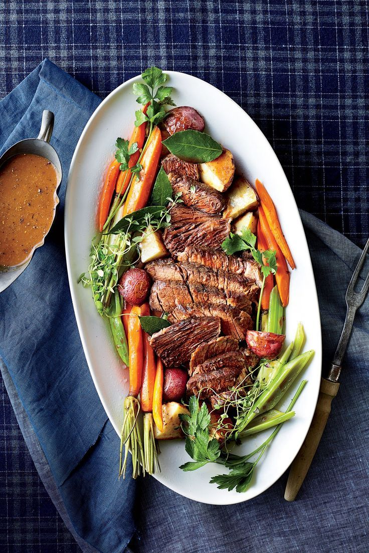 35 Easy Slow-Cooker Beef Recipes to Serve from Tailgate to ...
