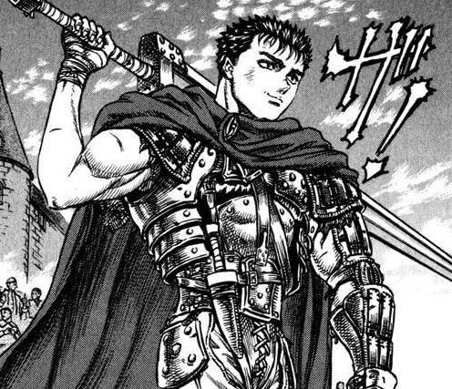 berserk manga ile ilgili görsel sonucu