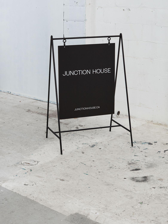 Junction House In 2020 Signage Design Shop Signage Retail Signage