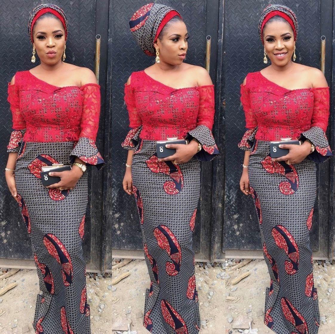 Épinglé Par Dia Sur Mode Africaine