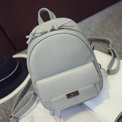 69e13bba78 Leftside Back Pack Women Pu Leather Backpack For School Teens Girls Bags  Cool Small Bag Pack Women Multifunction Crossbody Bag