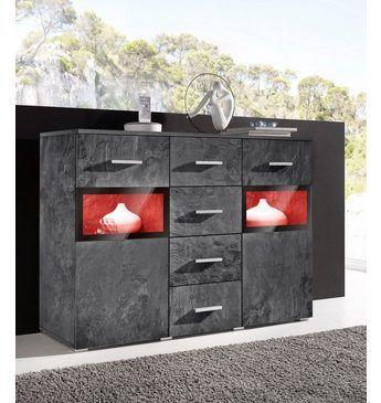 Sideboard, Breite 132 cm Jetzt bestellen unter https\/\/moebel - sideboard für wohnzimmer