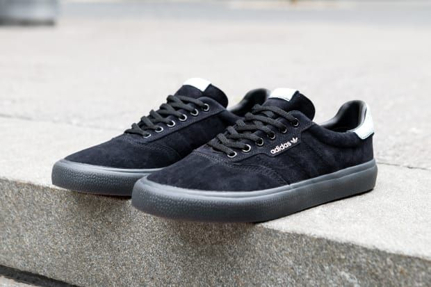 check out 8eb42 9cf6b adidas Skateboarding Updates the Modern Skate Shoe With the All-New 3MC