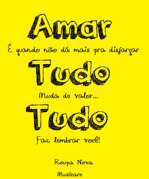Roupa Nova Amar é Musicas Roupa Nova Letras De Musicas
