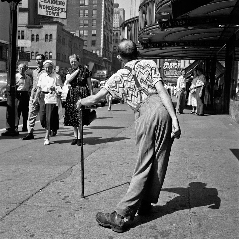 Vivian maier street photographer powerhouse books vivian maierstreet photographersblack white