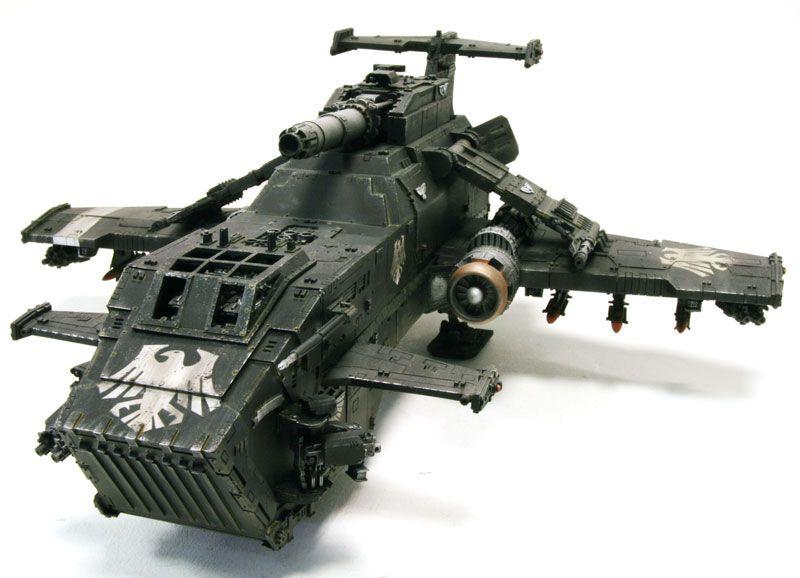 Image result for thunderhawk ravenguard