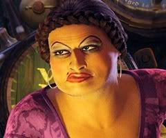 Dealing With The Blues And Discouragement Movies Fairy Godmother Shrek