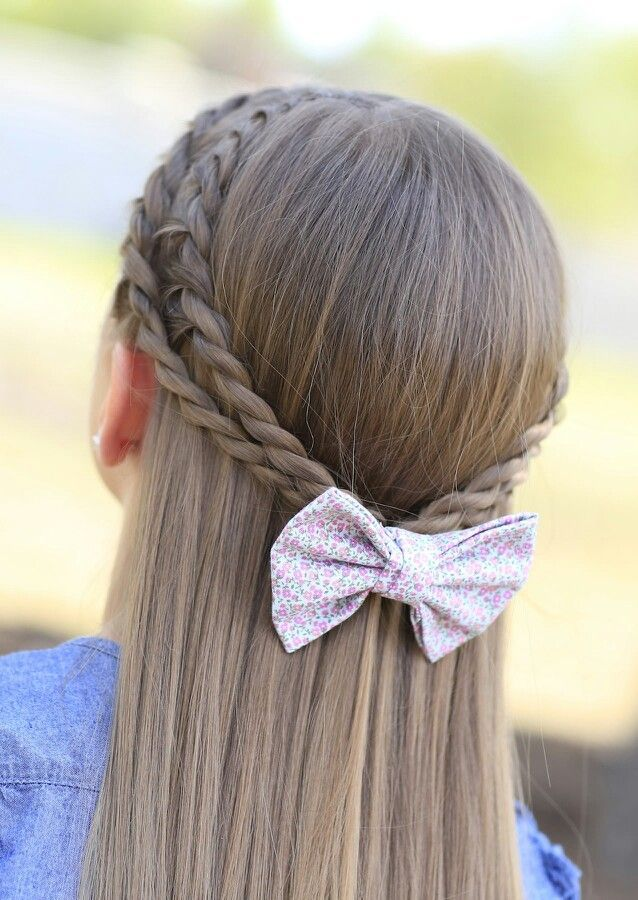 Quick Cute Hairstyles This Is A Fast Cute Hairstyles For Teensfollow Me For More