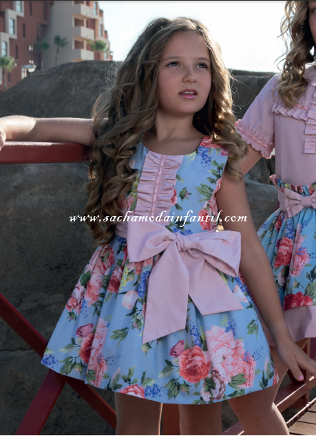 H2 Moda Infantil Para Nina H2 En Sacha Moda Infantil Disponemos De Un Amplio Catalogo De Ro Vestidos Bonitos Para Nina Moda Para Ninas Vestidos Para Ninas
