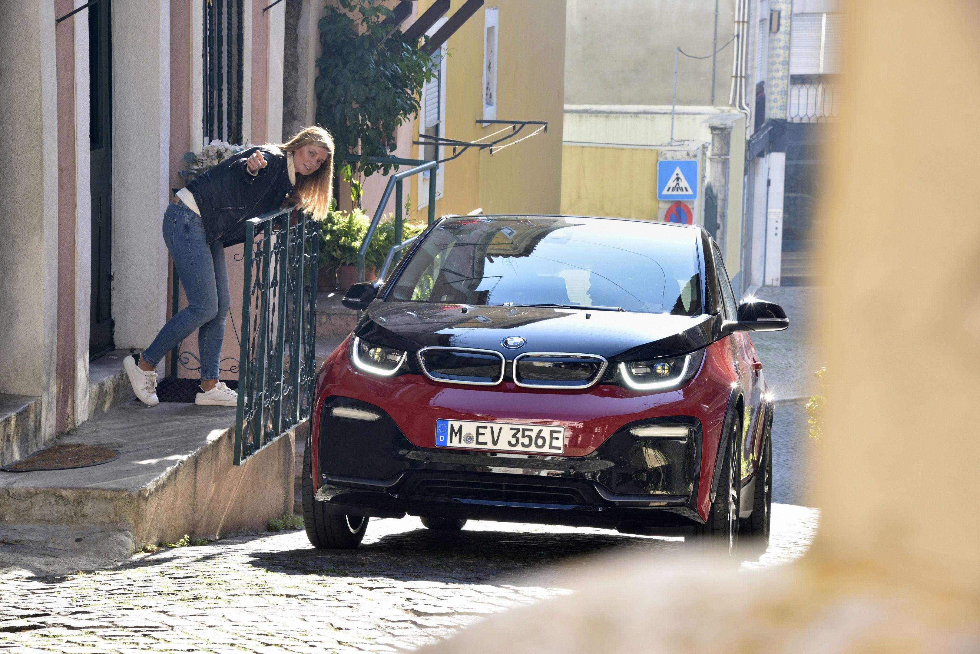 BMW i01 i3s eDrive SheerDrivingPleasure MPerformance xDrive