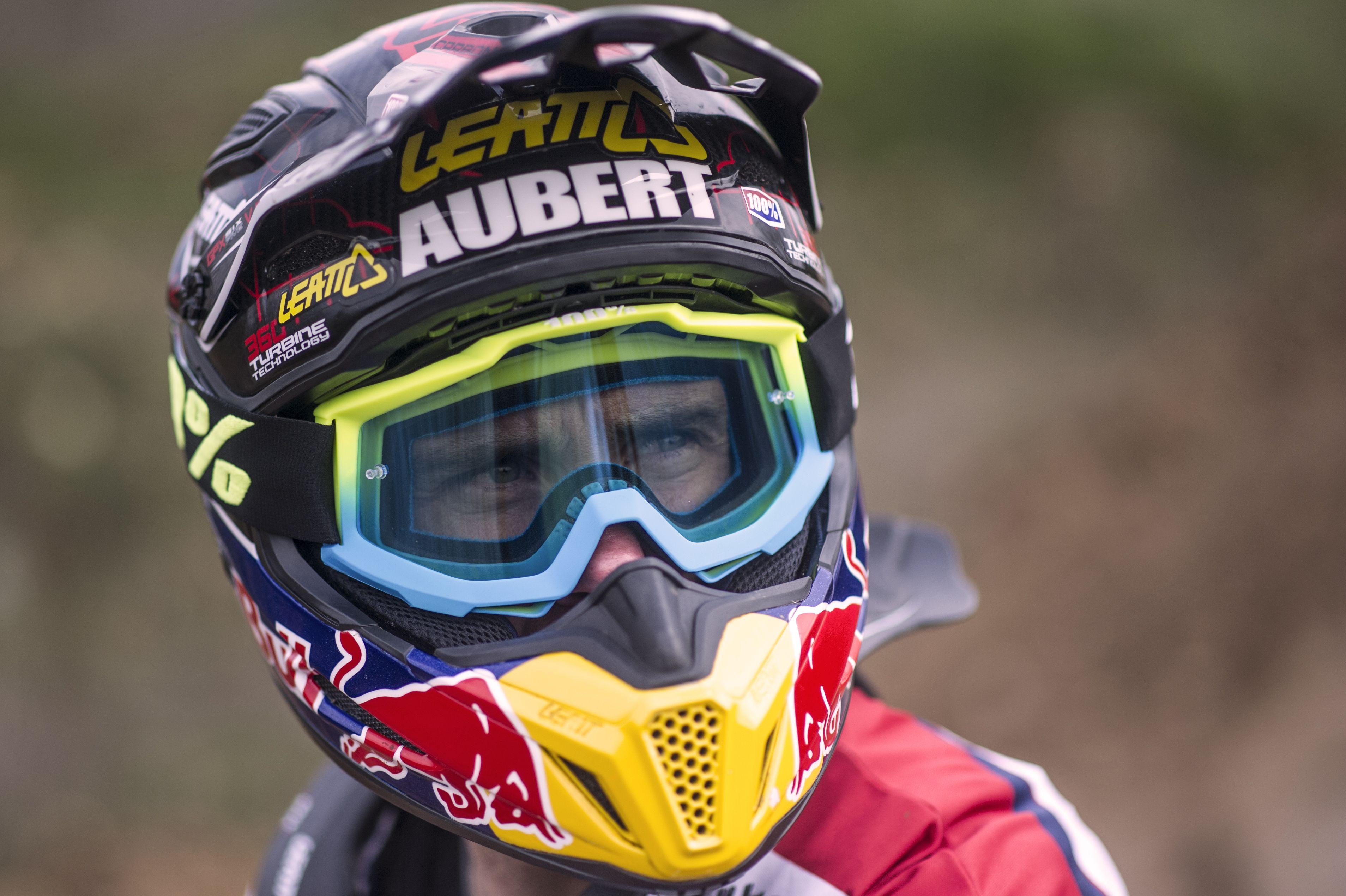 Johnny Aubert | Johnny Aubert | Motorcycle gear, Off road helmets