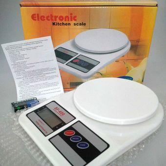 Belanja Best Timbangan Dapur Sf 400 10kg Digital Elektronik
