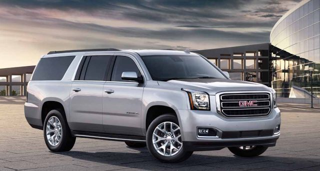 Awesome GMC 2017 Graff Mt Pleasant Blog The 2016 GMC Yukon Won
