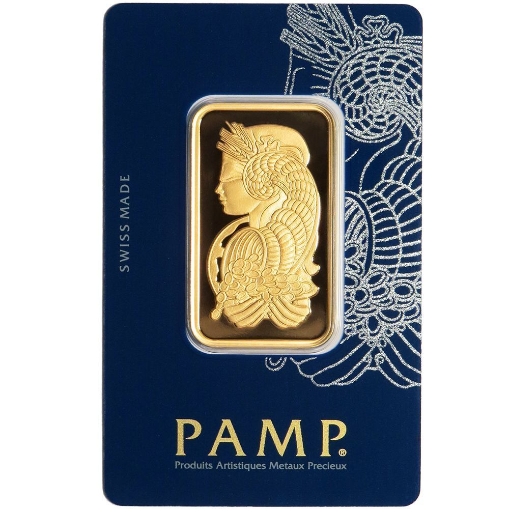 Daily Deal 1 Troy Oz Pamp Suisse Gold Bar 9999 Fine Fortuna In Assay Ebay Gold Bars For Sale Gold Bullion Bars Gold Bar