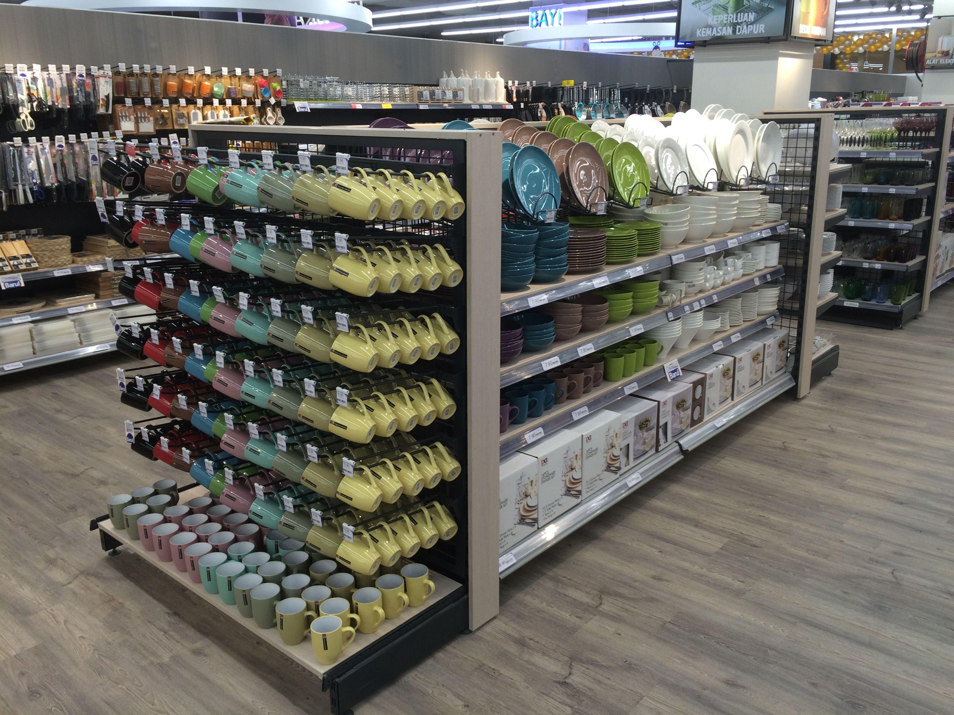 Tesco Ioi Mall Putrajaya Malaysia Supermarket Gm