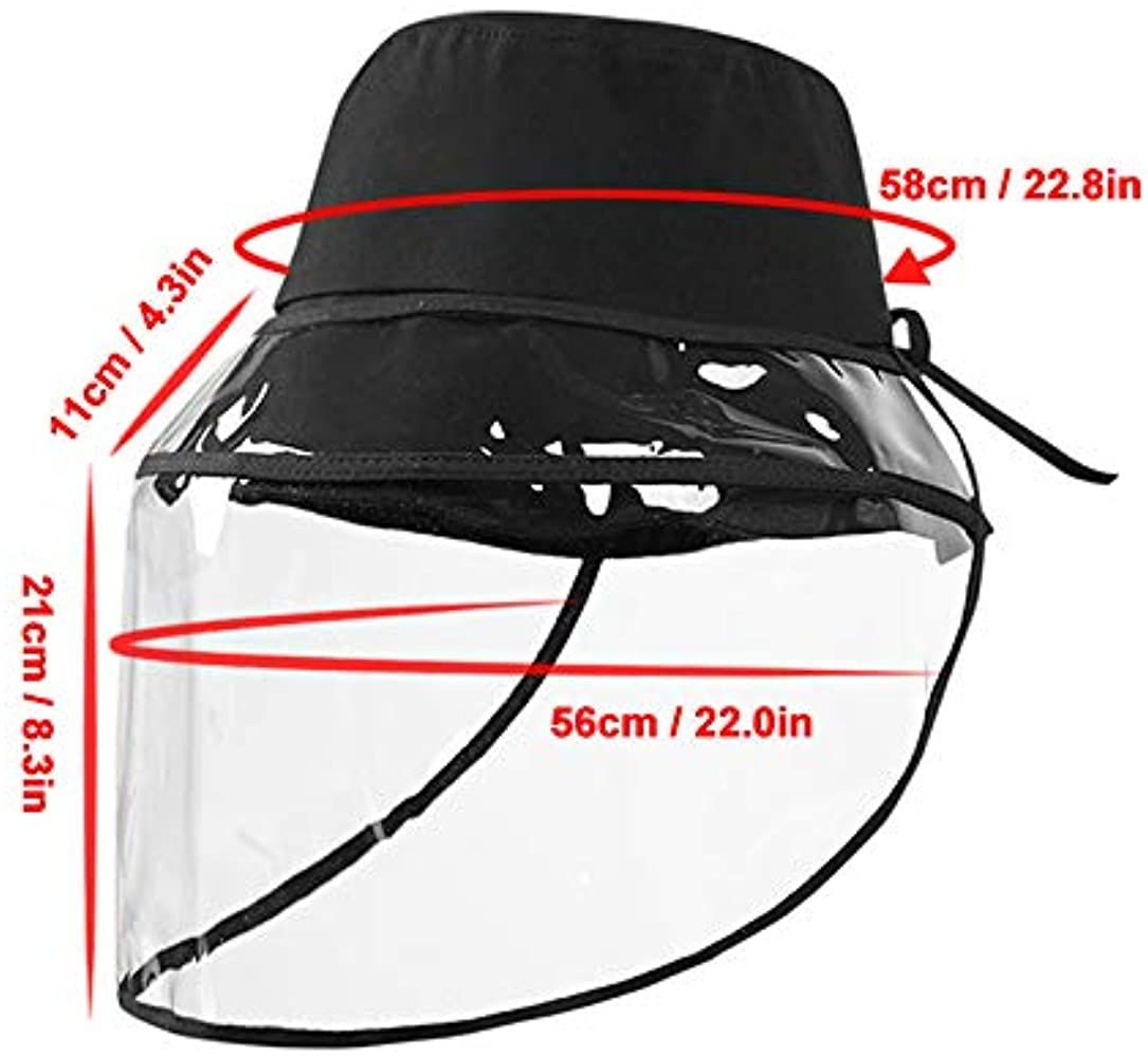 Amazon Com Romacci Sombrero De Proteccion Antipinchos Para Mujer Cubeta Talla Unica Clothing Face Mask Fashion Face Mask N95 Mask Cover Pattern