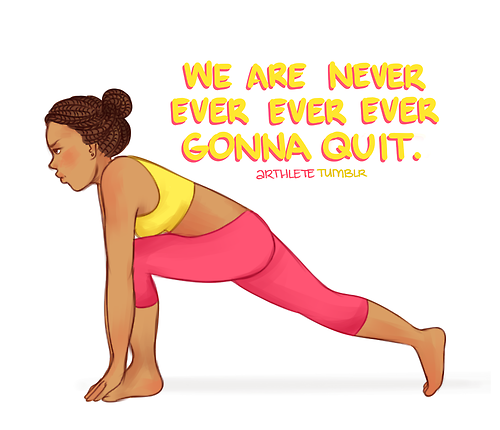 That Arthletic Girl tumblr...this fitness artwork is not only motivational but phenomenal :D this chick has an amazing talent! Check it out if you haven't already!
