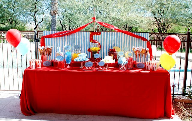 5 Year Old Birthday Decorations