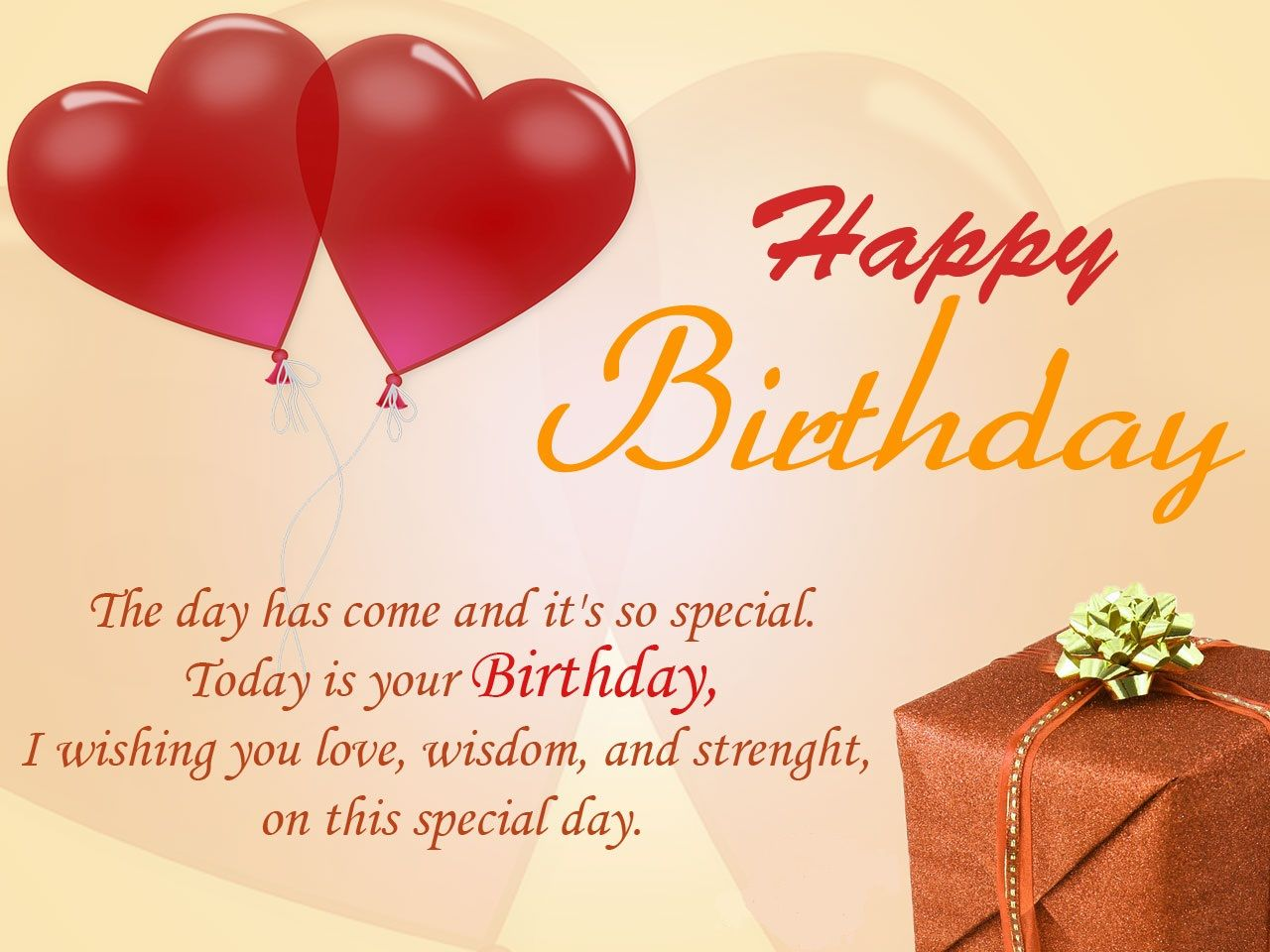 Happy Birthday Wishes Quotes For Husband The Day Has Come And It S