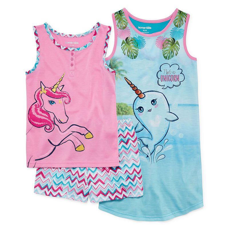 4b403b337b 3-pc. Pajama Set Girls