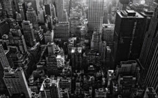 Random Skyline New York Wallpaper City Wallpaper Cityscape Painting