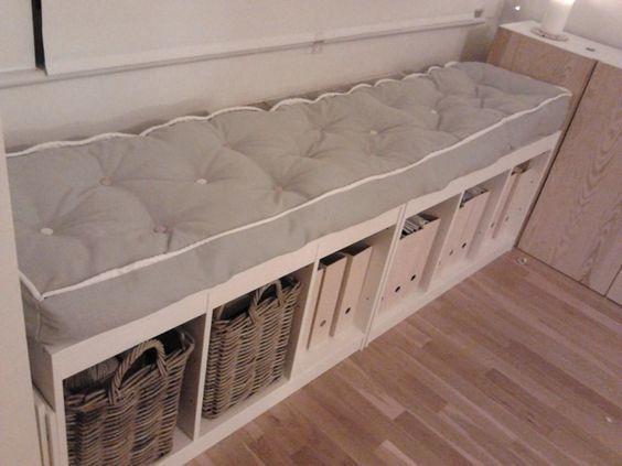 utiliser les tag res ikea de mani re originale 30 id es pour vous inspirer tag res ikea. Black Bedroom Furniture Sets. Home Design Ideas
