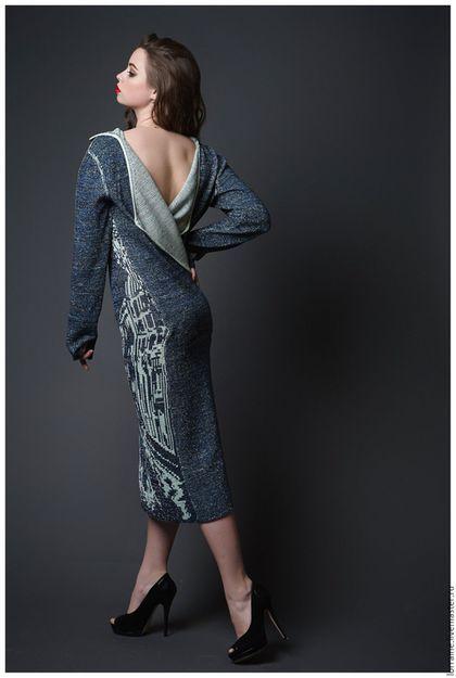 купить вязаное платье в городе орле