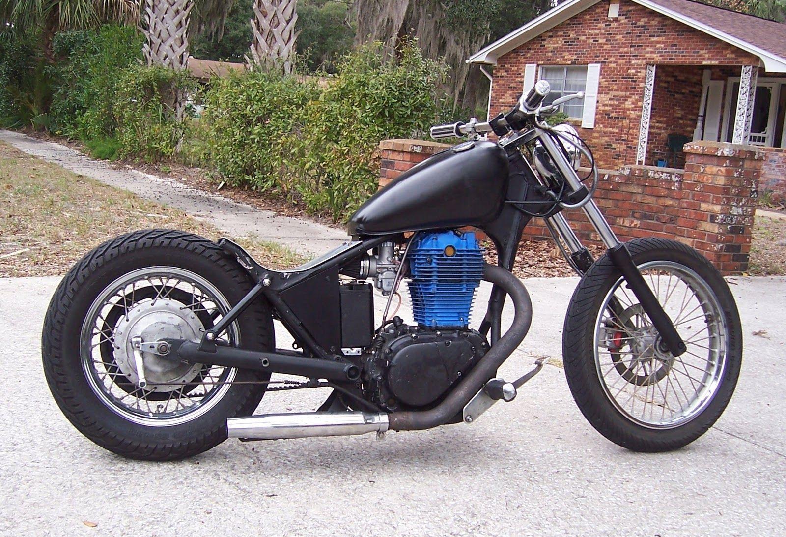 Cool Bikes Suzuki Ls650 Savage Honda Bobber Bobber Bikes Bobber Motorcycle