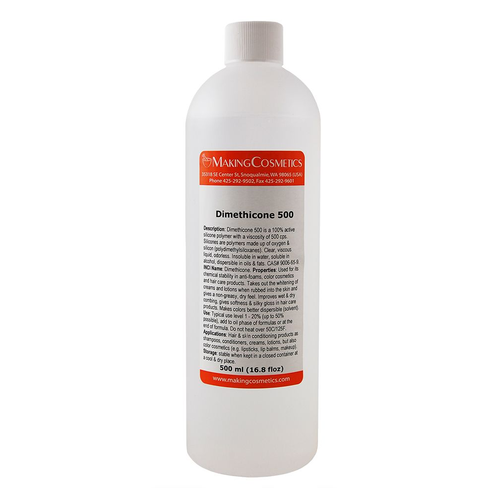 Dimethicone 500 | Dimethicone Cosmetics ingredients Skin ...