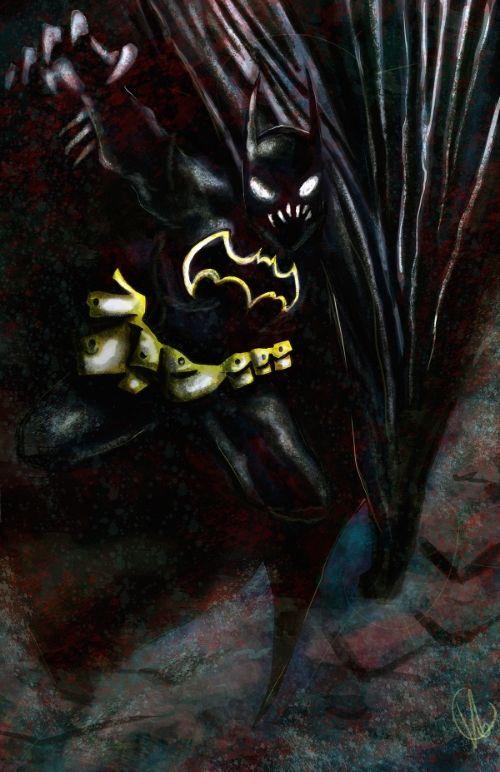 BATGIRL - CASSANDRA CAIN | Illustration, Batgirl cassandra ...