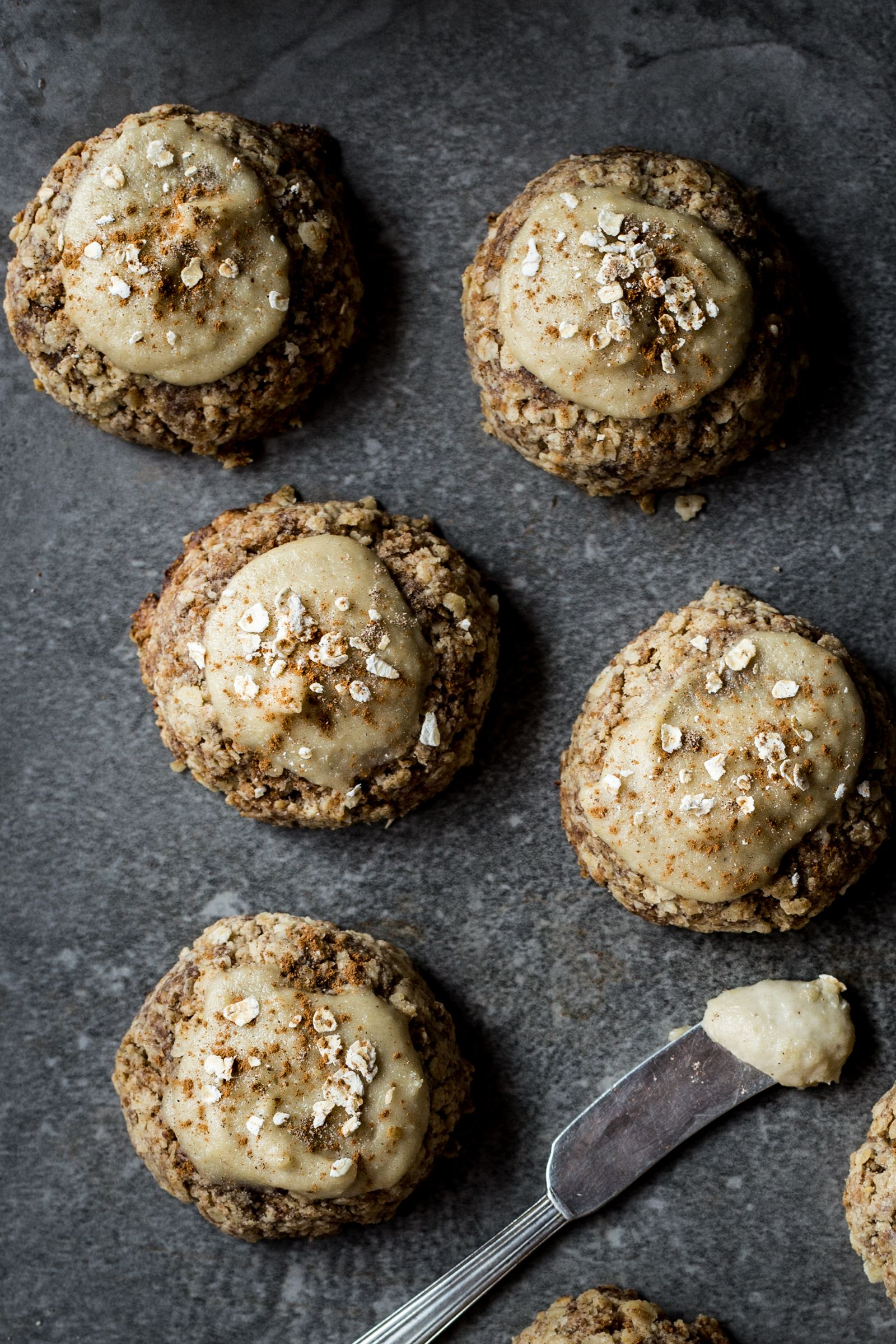 Oat & Honey Cardamom Cookies (Dishing Up the Dirt) Oat