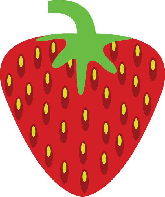 fruit clip art digital fruit clipart fruits by candybeedesigns rh pinterest com Vegetable Clip Art fruit clipart pictures